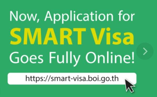NOW, Application for SMART Visa Goes Fully Online!