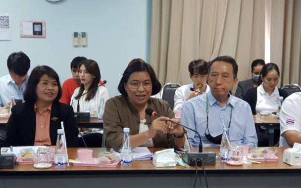ผทภ.3 เข้าร่วมการประชุมประจำเดือนตุลาคมสภาอุตสาหกรรมจังหวัดขอนแก่น ครั้งที่ 8