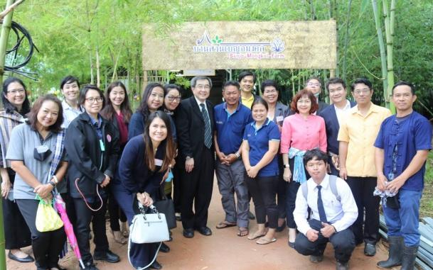 ศทภ.3 เข้าร่วมคณะตรวจเยี่ยมการจัดการศึกษาหลักสูตรเกษตรศาสตรบัณฑิต สาขาเกษตรนวัตกรรม มหาวิทยาลัยขอนแก่น