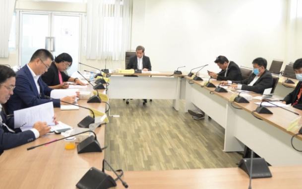 ผทภ.3 เข้าร่วมการประชุมการจัดทำแผนแม่บทการพัฒนาจังหวัดขอนแก่นเป็นเขตเศรษฐกิจพิเศษ
