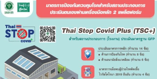 มาตรการป้องกันควบคุมโรคโควิด-19 สำหรับสถานประกอบการ